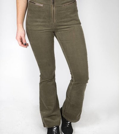 WALK AWAY KHAKI TROUSERS