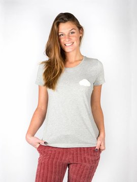 CLOUDY DAY TSHIRT GREY