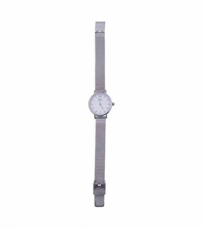 MINI ROSE SILVER WATCH