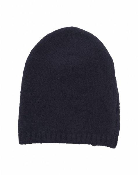 SNUGGLE BLACK HAT