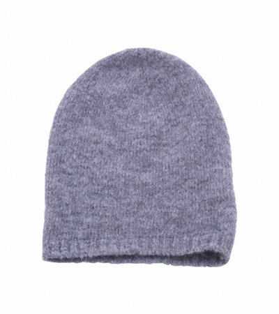 SNUGGLE GREY HAT