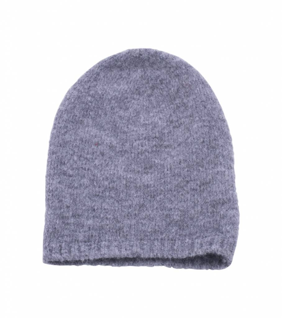 SNUGGLE GREY HAT