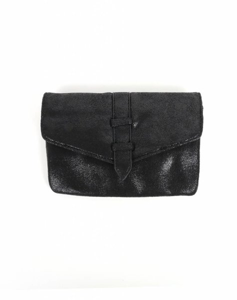ALL GLAM BLACK CLUTCH