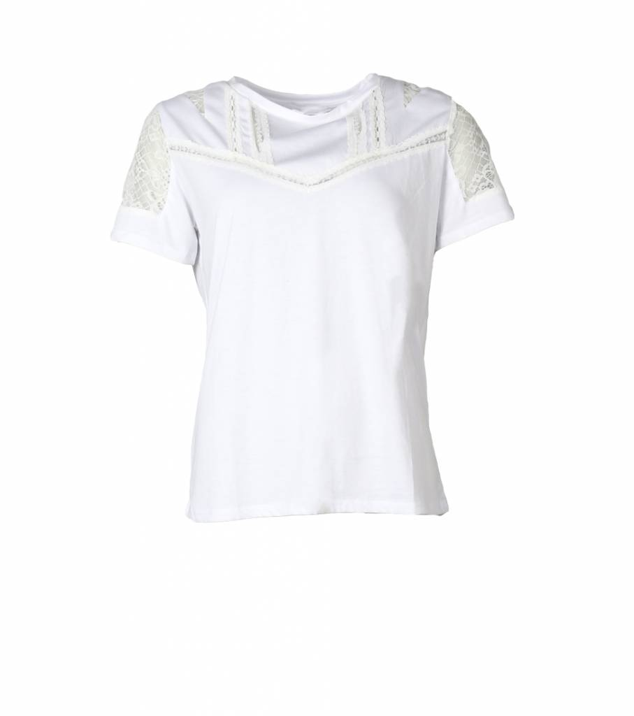 BACK TO SUMMER TSHIRT WHITE