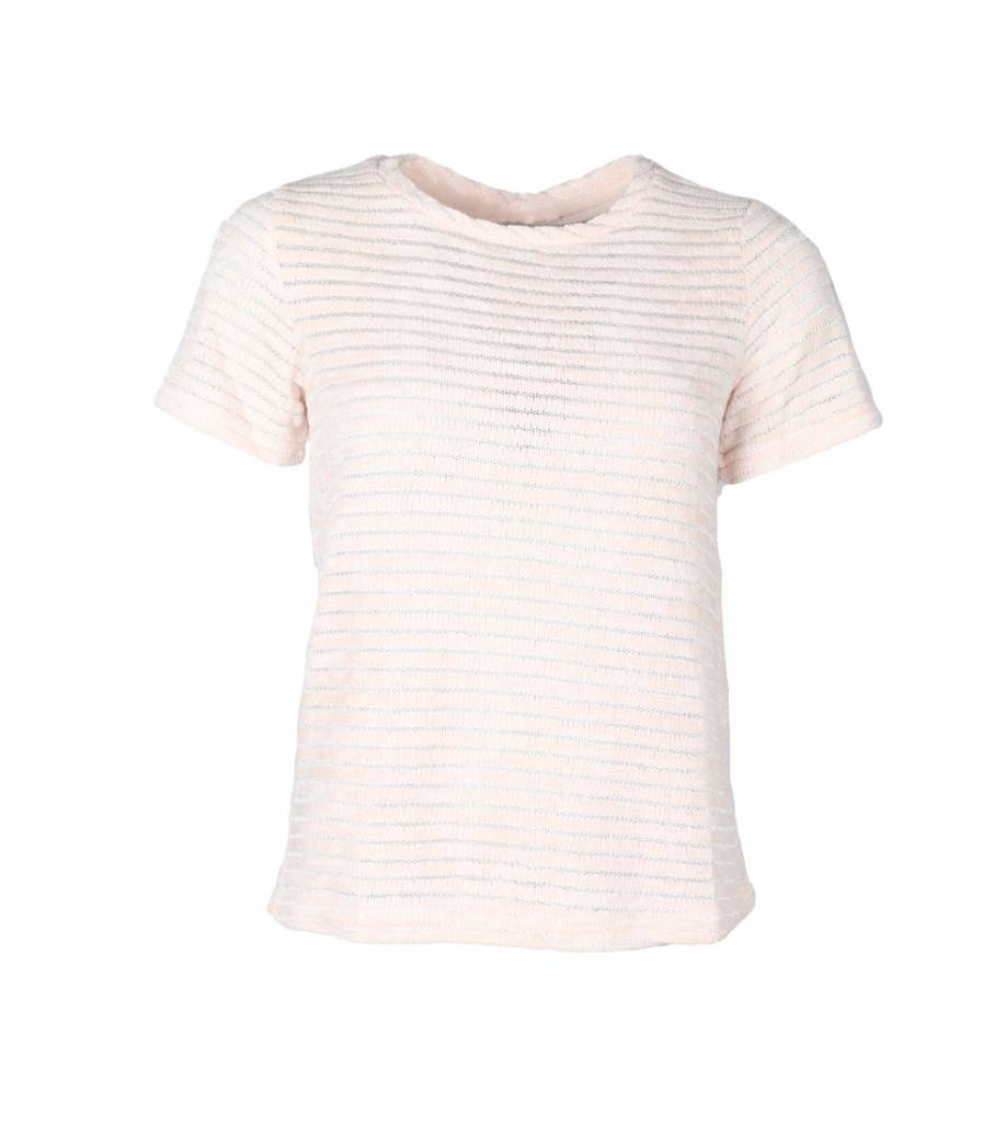 SEE ME RELAX PINK TSHIRT