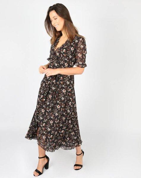 BUNDLE OF FLOWERS DRESS