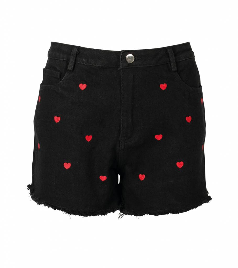 SPREAD THE HEARTS SHORTS