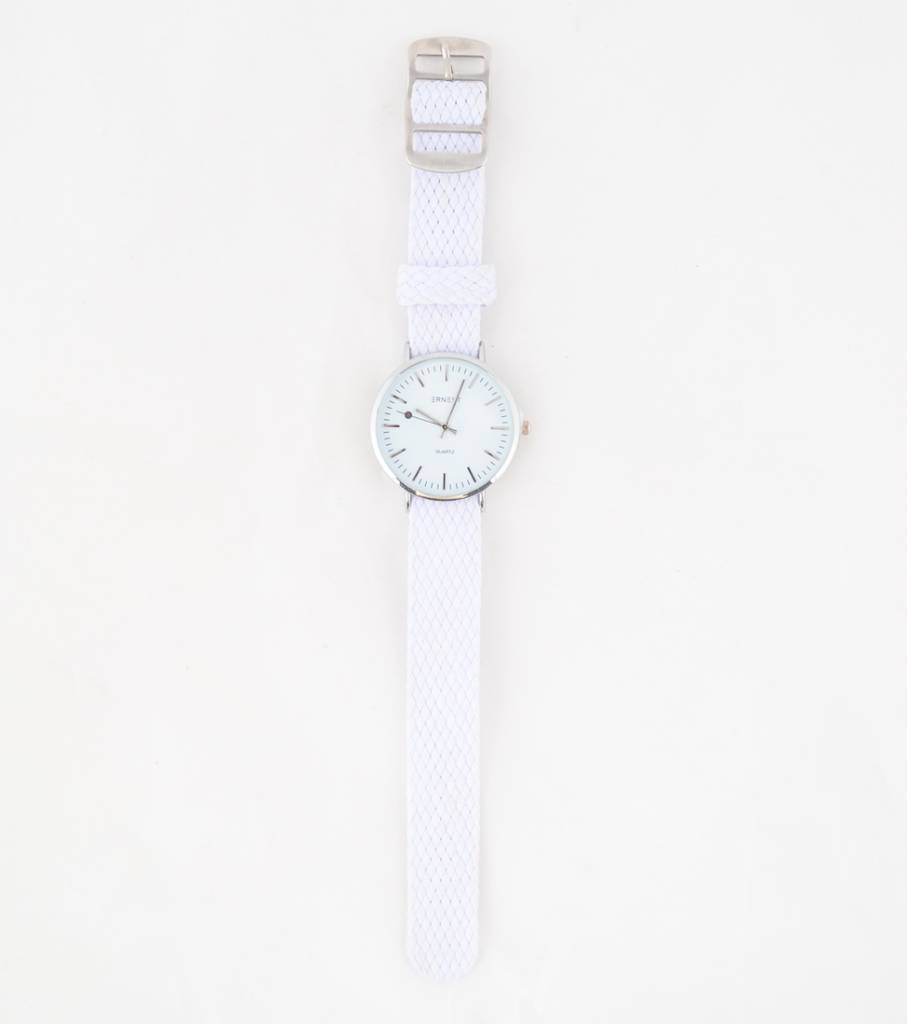 SUMMER OLDSKOOL WATCH WHITE