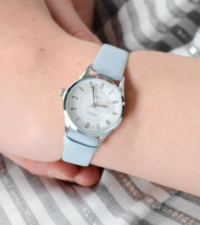 GRANNY MINI WATCH BLUE