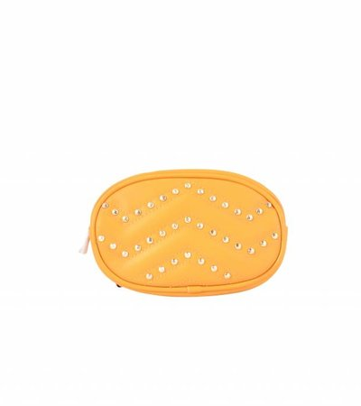 PRE ORDER -  YELLOW STUDDED FANNY BAG