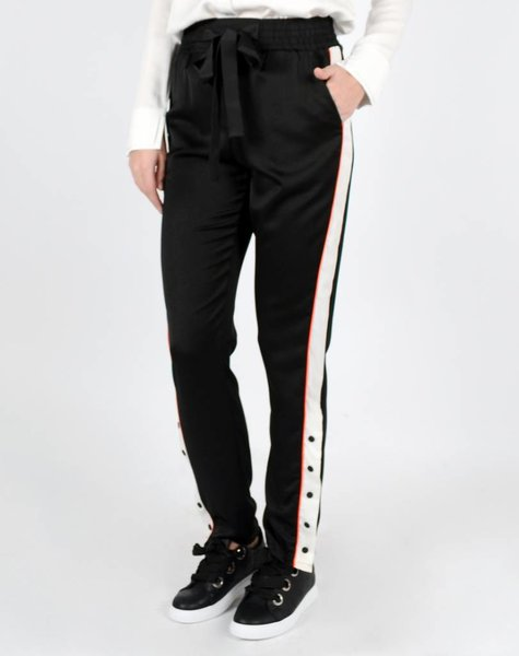 TRACKED BUTTONED PANTS