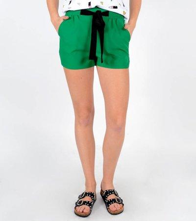 BOXY GREEN SHORT