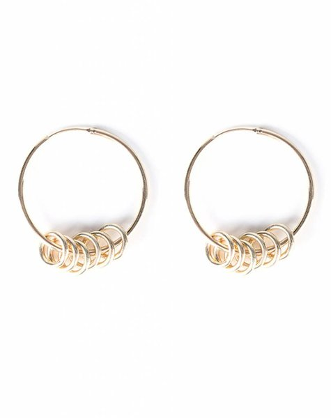 RING IT UP STATEMENT HOOPS