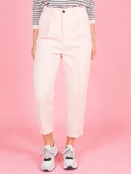 COSTUME TROUSERS PINK