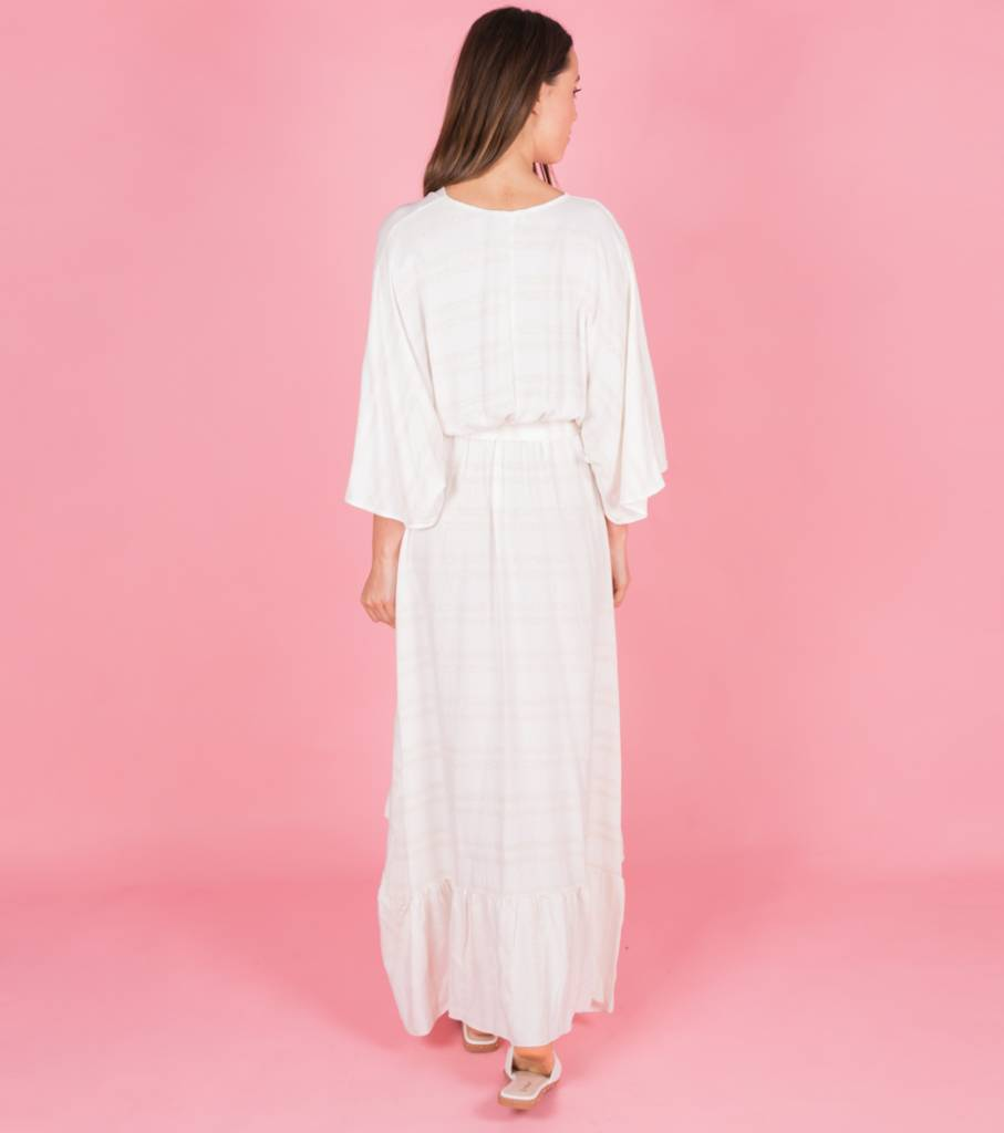 MY NUMBER ONE WHITE DRESS
