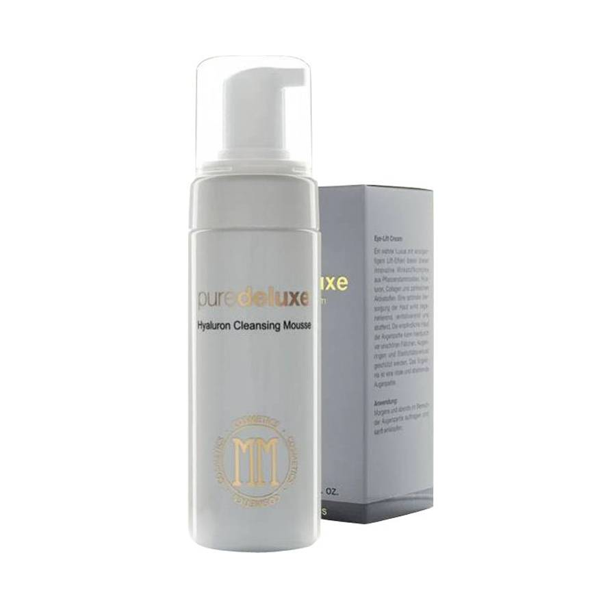 MM Cosmetics Hyaluron Cleansing Mousse