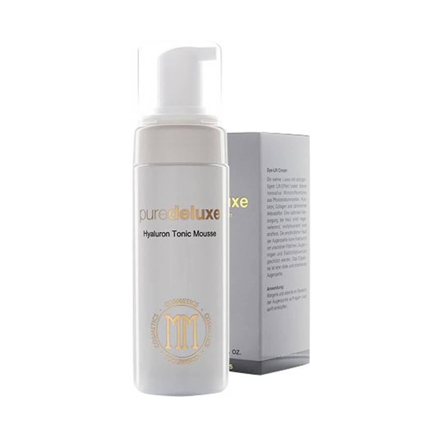 MM Cosmetics Hyaluron Tonic Mousse
