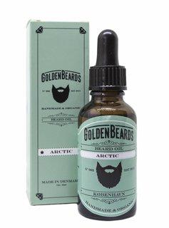 Golden Beards Organic Oil Arctic
