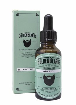 Golden Beards Organic Oil Arctic