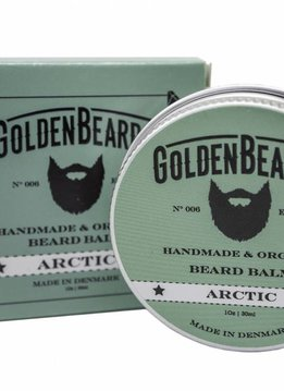 Golden Beards Organic Balm Arctic