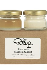 Face Mask with Organic Raw Honey