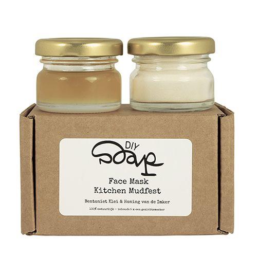 Gezichtsmasker met Biologische Honing