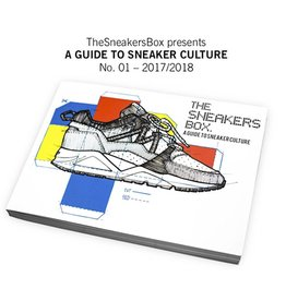 The Sneakers Box A Guide To Sneaker Culture 2017-2018 (Book)