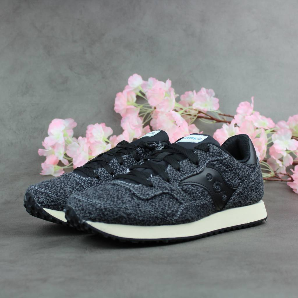 Saucony DXN Static Knit (Black)