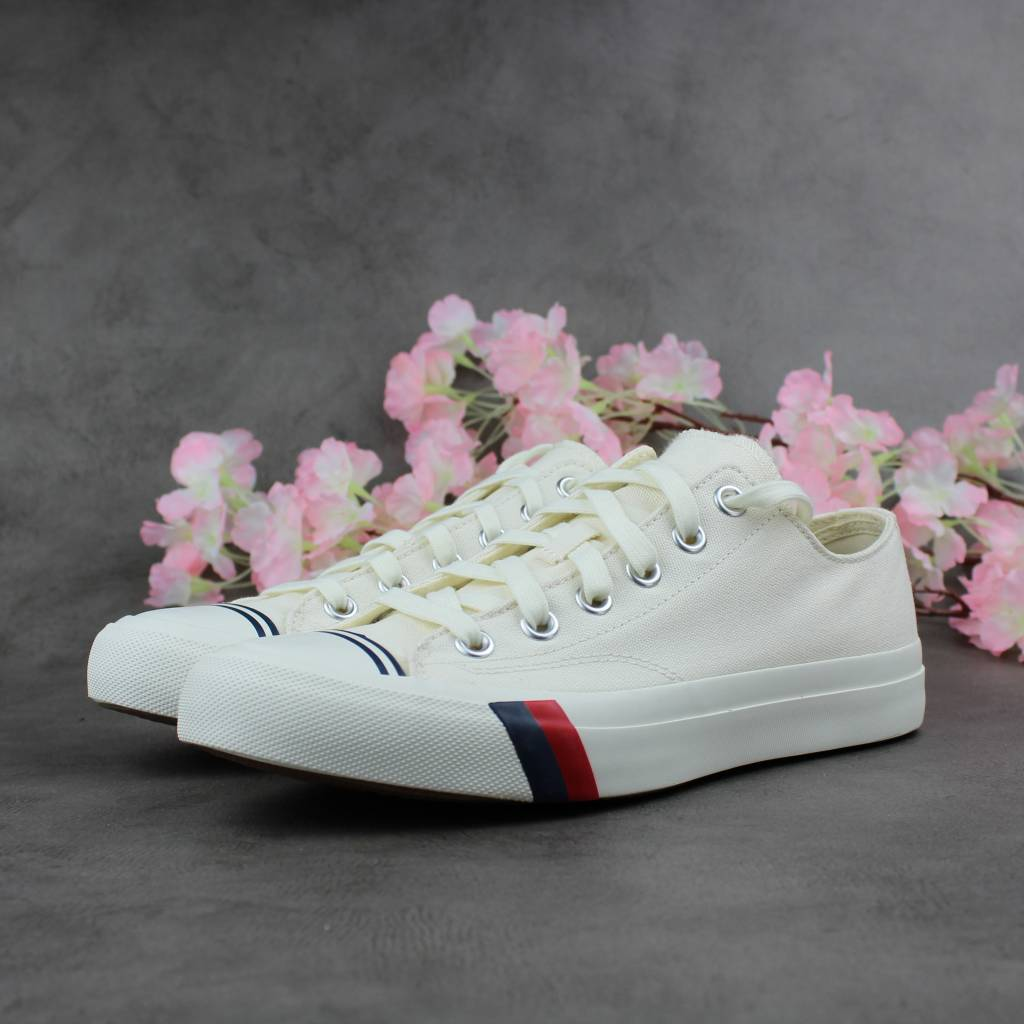 PRO-Keds Royal Lo (White)