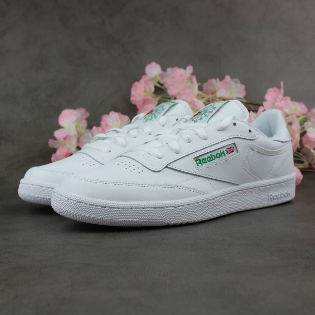 Reebok Club C 85 AR0456 (White/Green)