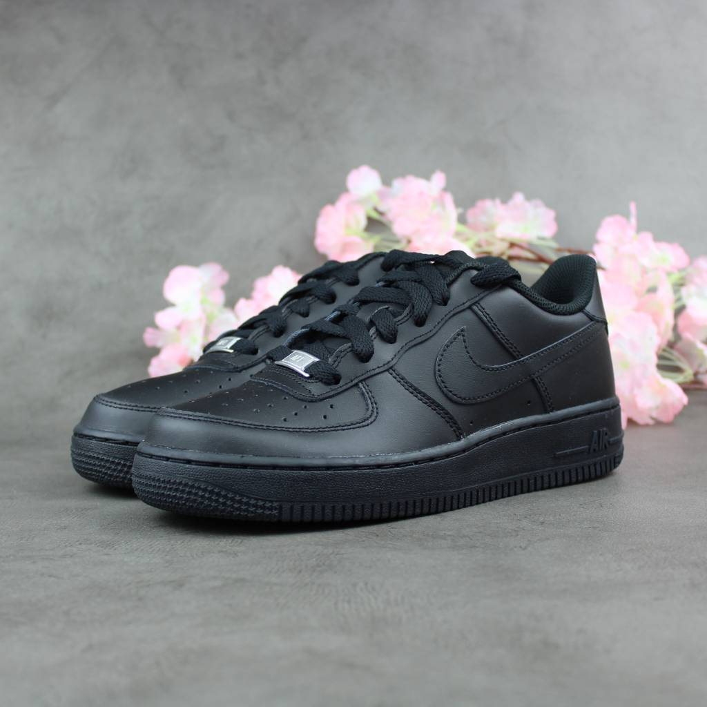 Nike Air Force 1 GS (Black)