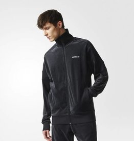 Adidas Challenger Velour Track Jacket