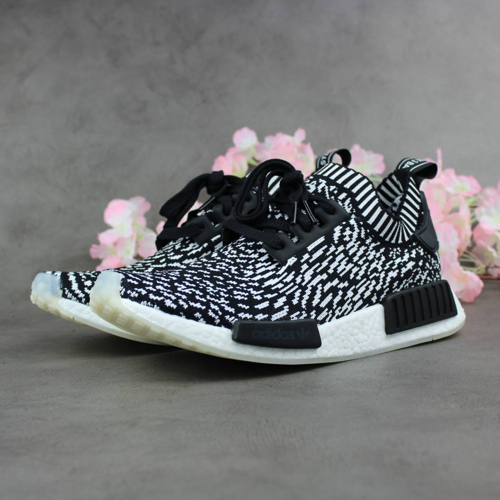 Adidas NMD_R1 PK (Black/White)