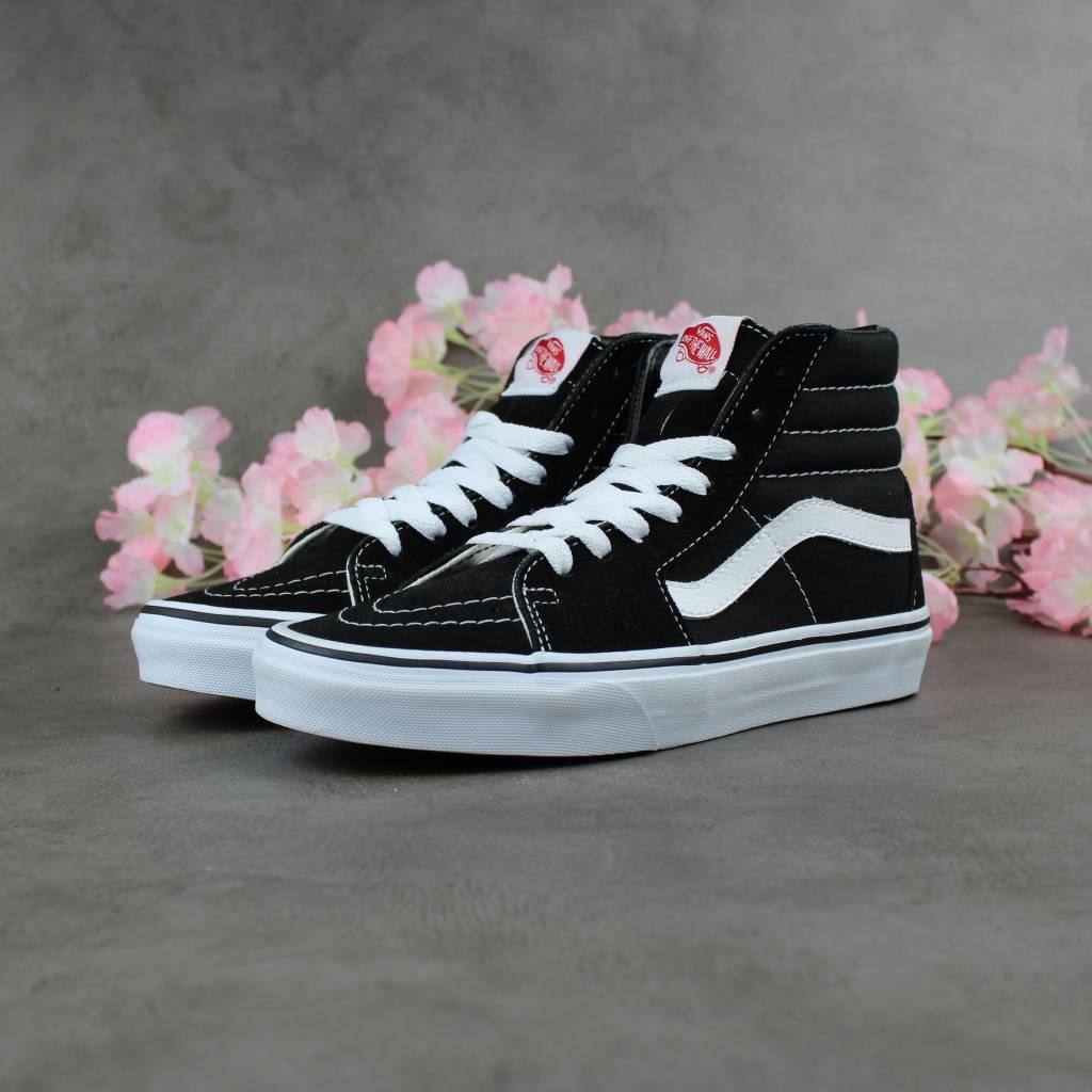 Vans Vans Sk8-Hi Black/Black/White
