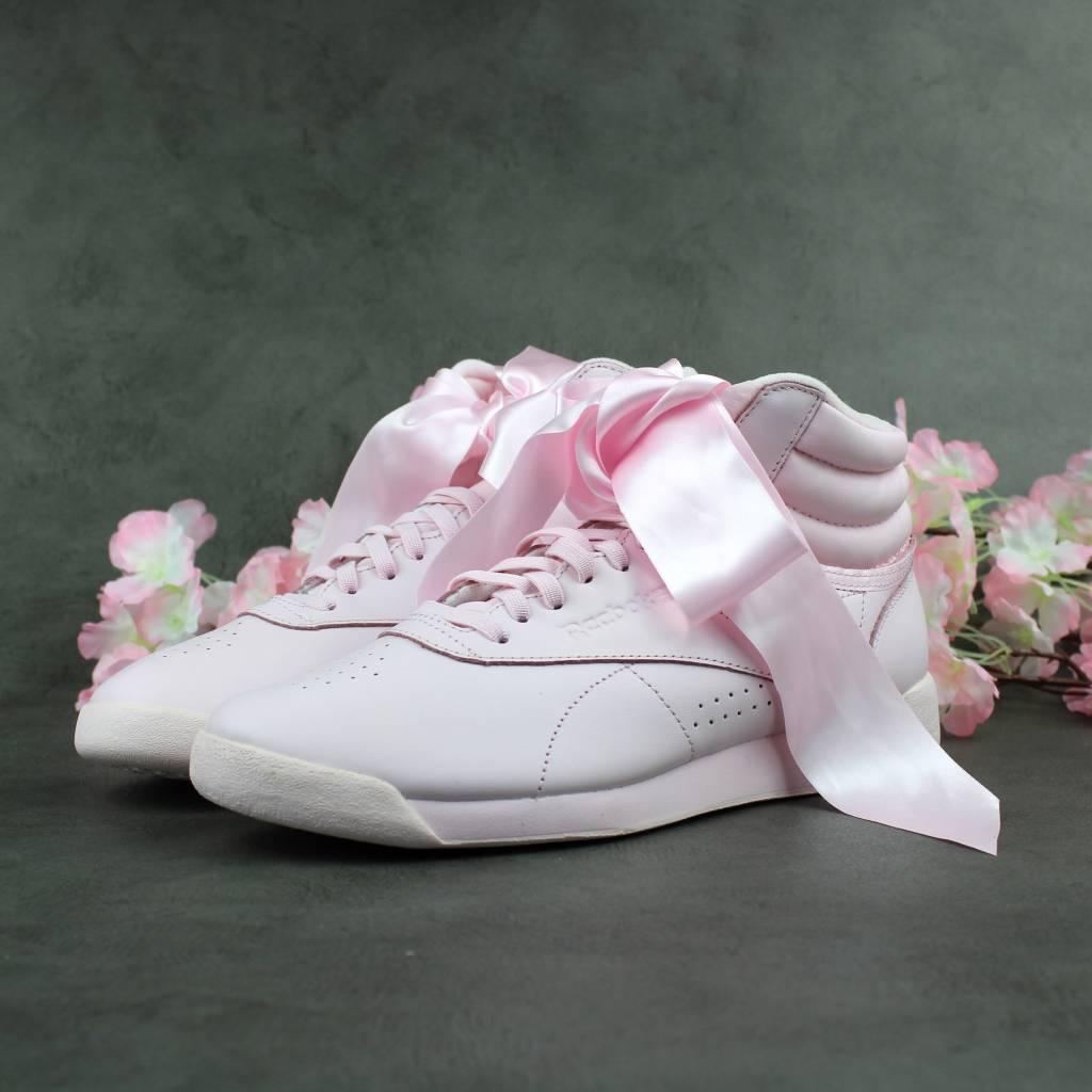 Reebok F/S Hi Satin Bow CM8905 (Porselain Pink)