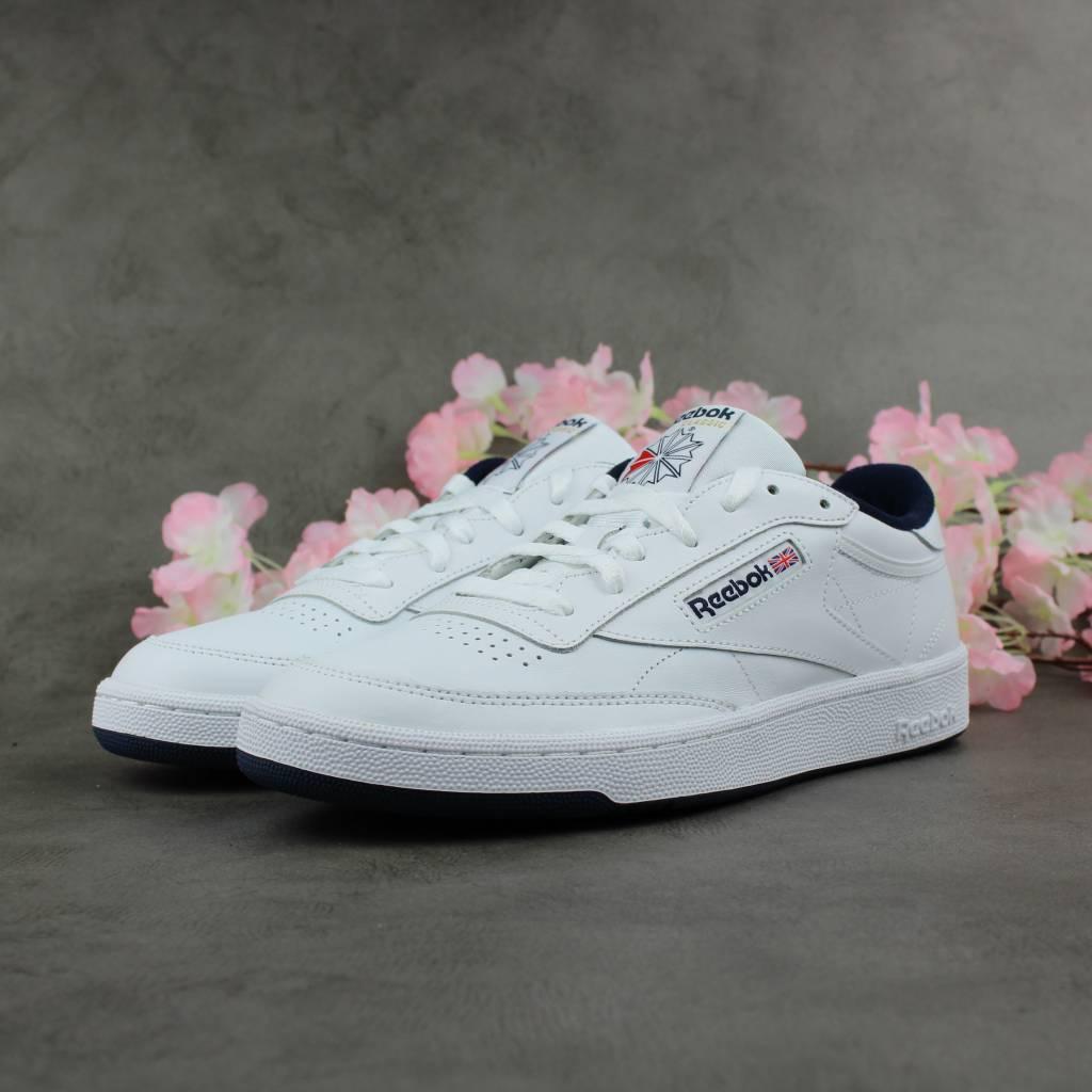Reebok Club C 85 AR0457 (White/Royal)