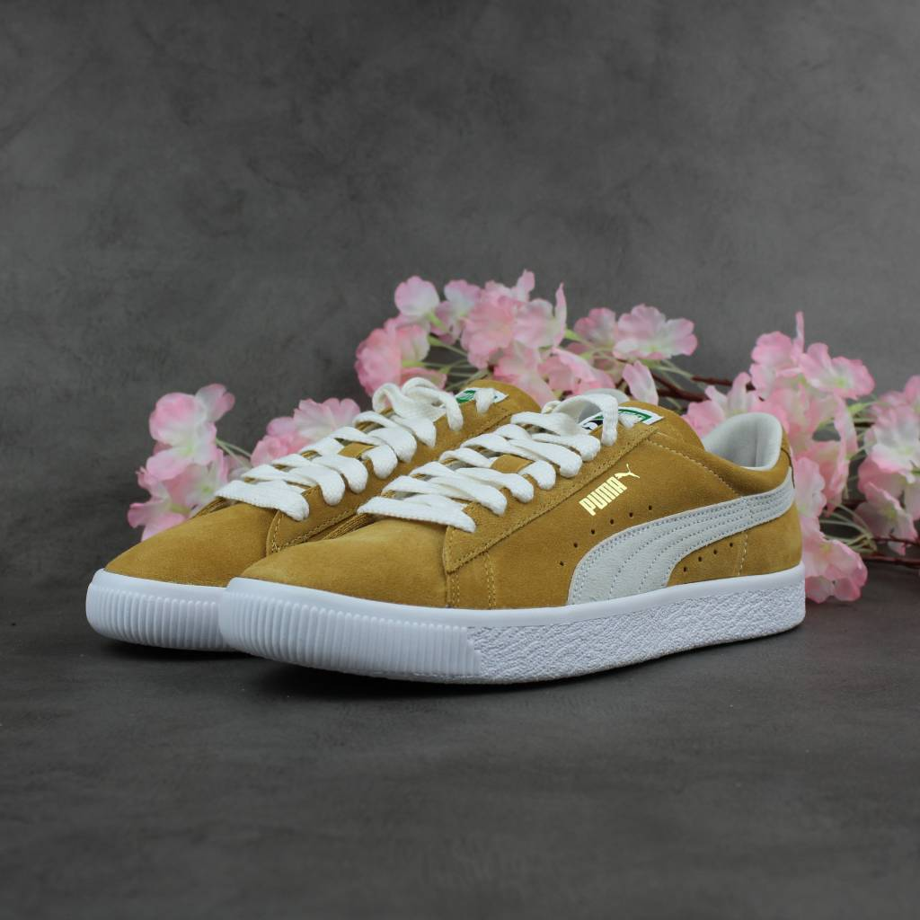 Puma Suede 90681 365942-03 (Yellow)