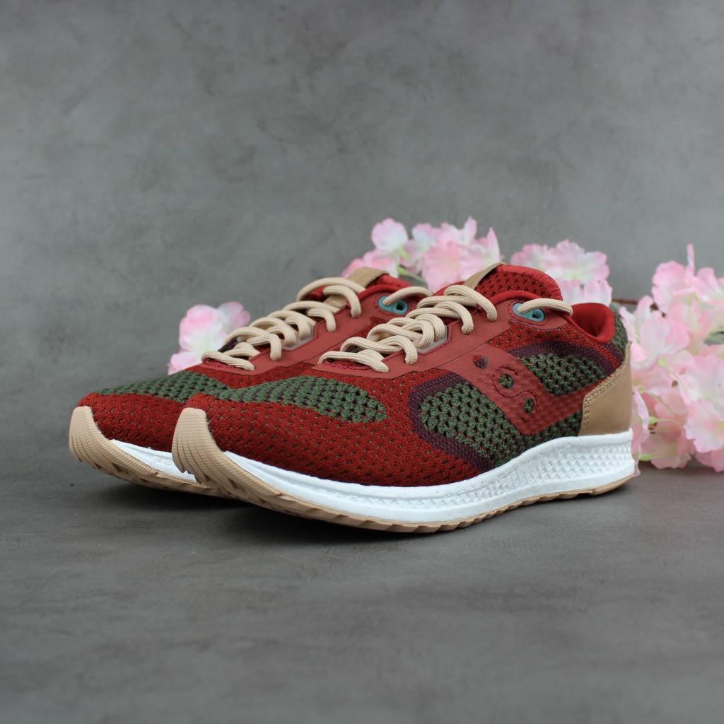 Saucony Shadow 5000 EVR S70396-1 (Red)