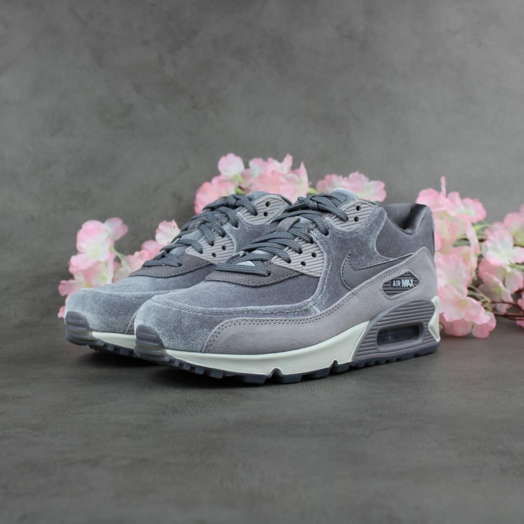 Nike Air Max 90 LX WMNS (Gunsmoke/Atmosphere Grey) 898512-007