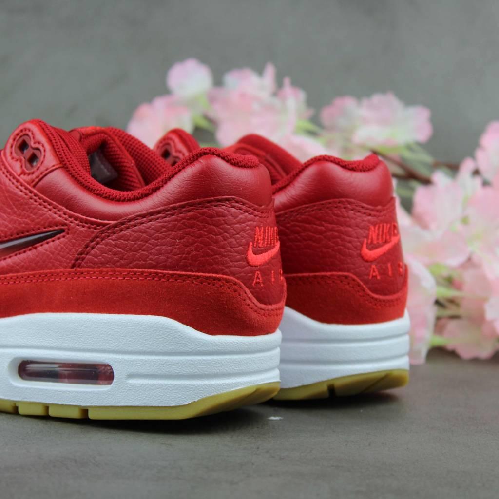 Nike Air Max 1 Premium SC WMNS (Gym/Red) AA0512-602