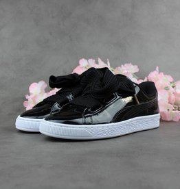 Puma Basket Heart Patent Wn's