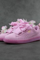 Puma Suede Heart RESET Wn's 363229-02 (Prism Pink)
