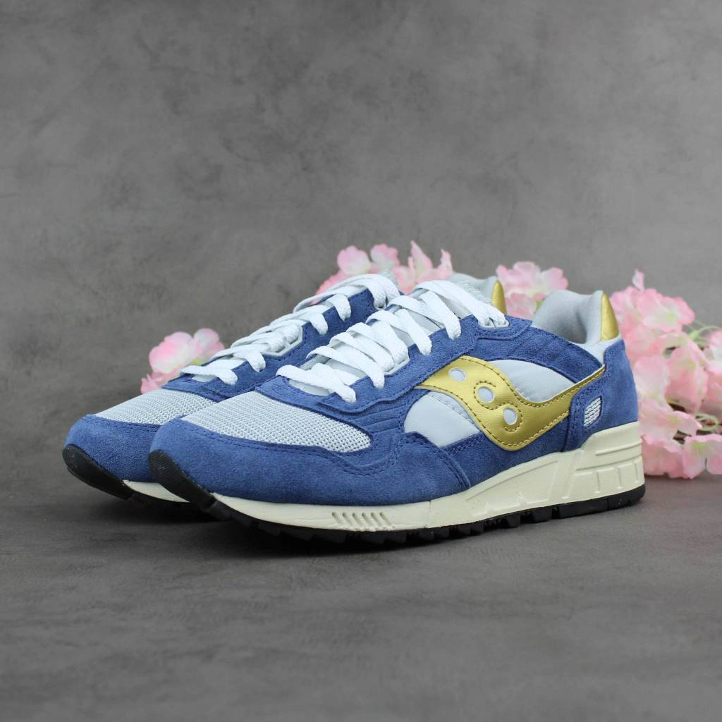 Saucony Shadow 5000 Vintage S70404-2 (Blue/Gold)