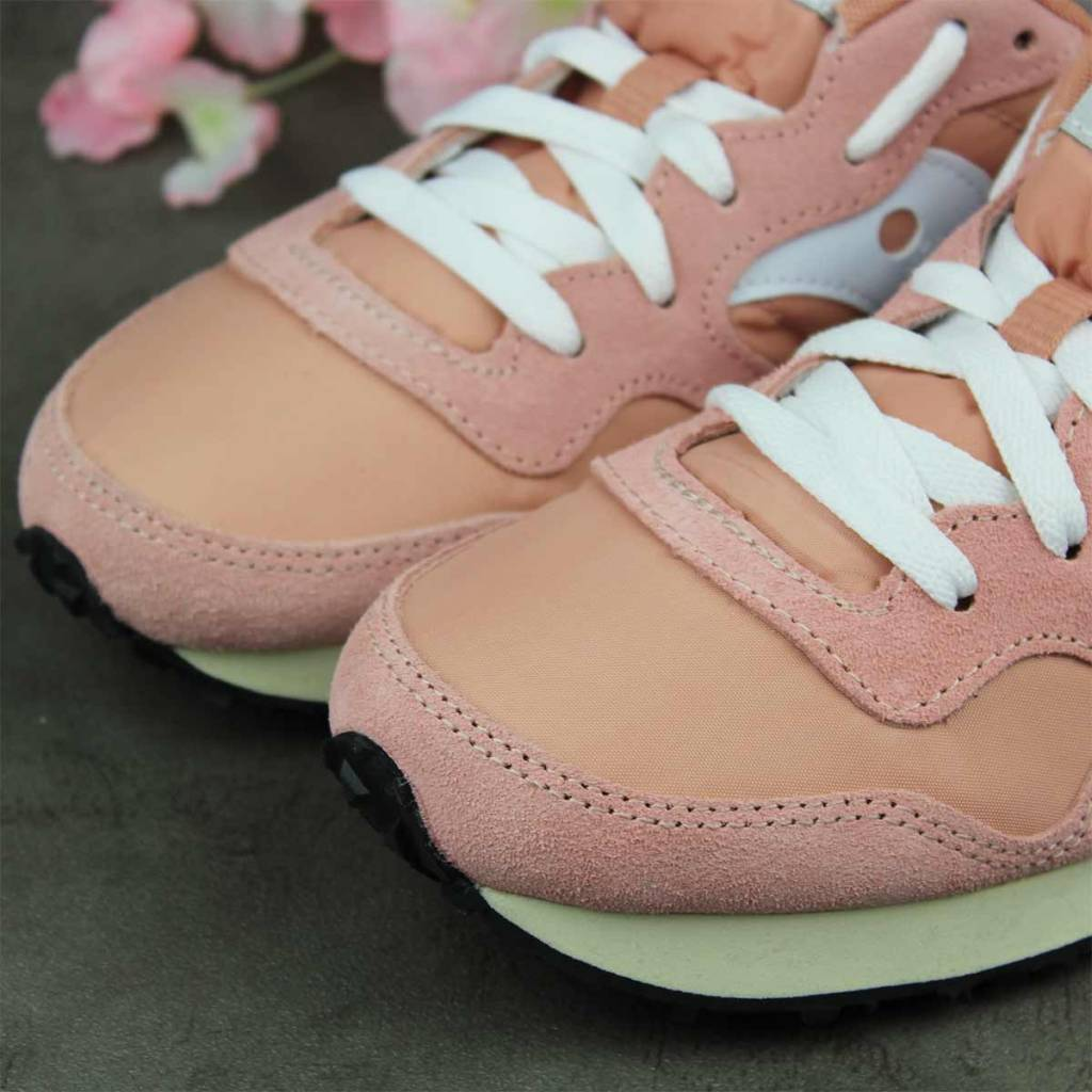 Saucony DXN Trainer Vintage (Peach/White) S60369-23