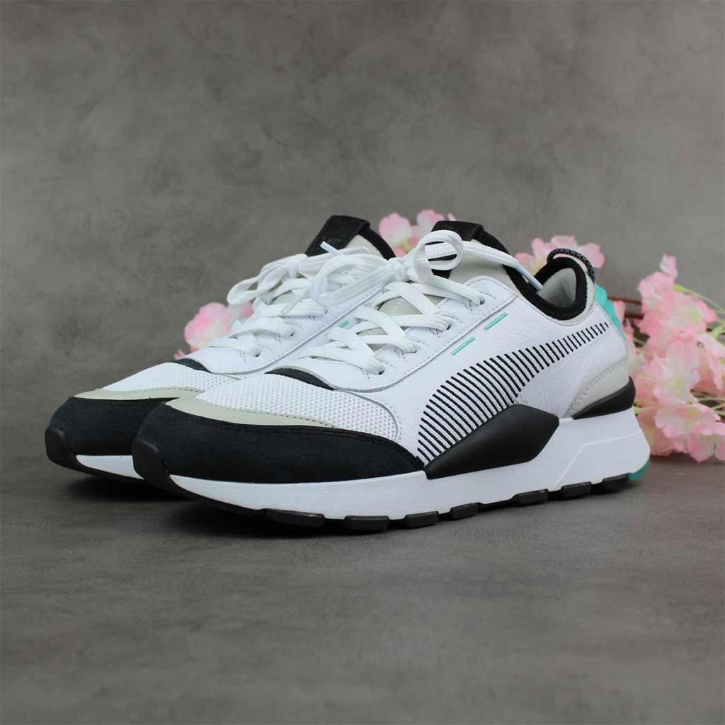 Puma RS-0 RE-INVENTION (White/Gray Violet) 366887-01