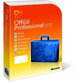 Office Professional 2010 Vollversion Box
