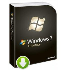 Windows 7 Ultimate Download 1PC 32 / 64 Bit
