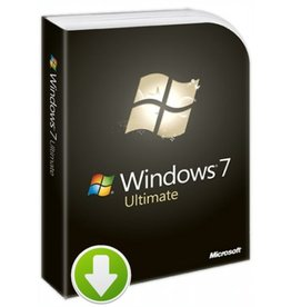 Windows 7 Ultimate Download 5PCs 32 / 64 Bit