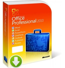 Office Professional 2010 Download 3PCs