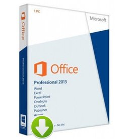 Office Professional 2013 Download 5PCs